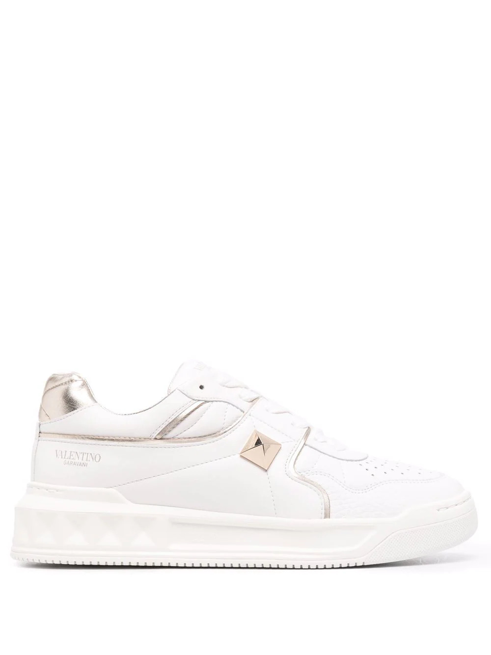 Roman Stud Low-Top Sneaker