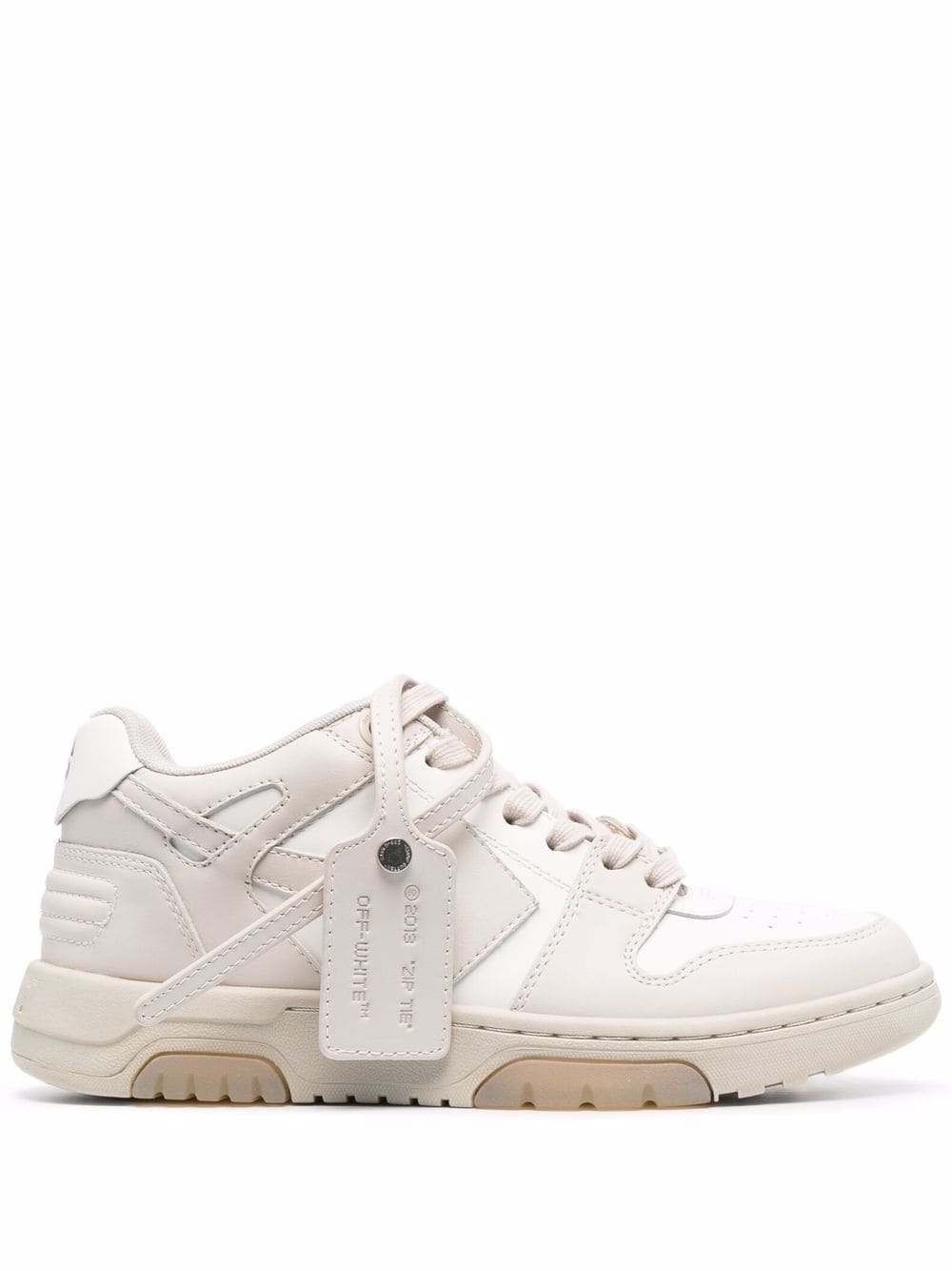 Out Of Office Sneakers in Weiß-Beige